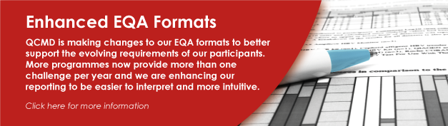 Enhanced EQA Report Format