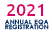 2021 Annual EQA Registration